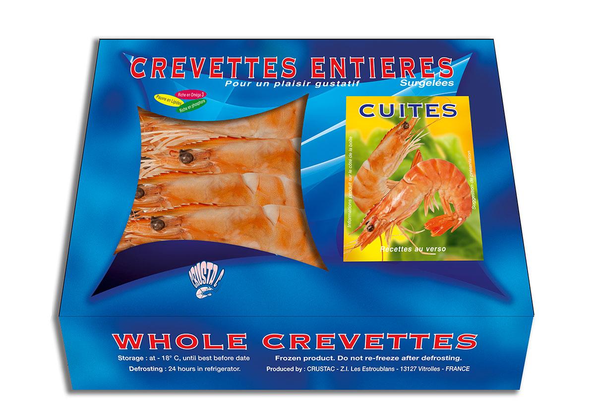 Boîte Crevettes