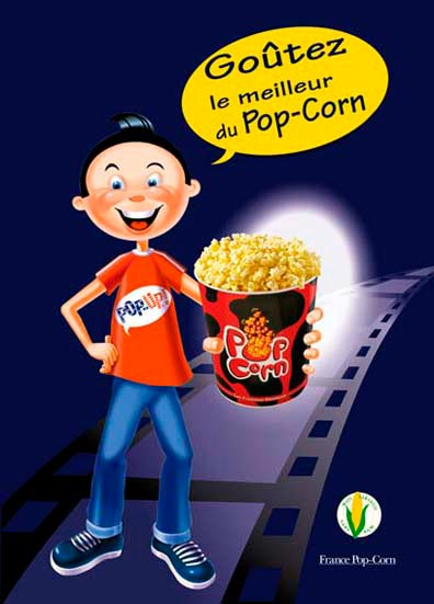Ciné Pub Pop-corn