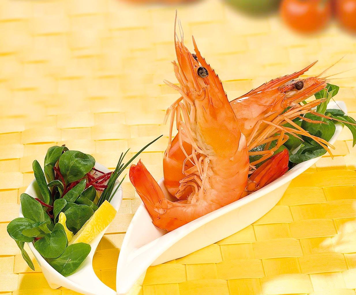 Crevettes Mozambique