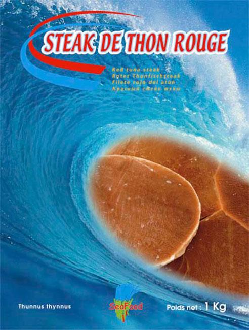 Steack de Thon Rouge